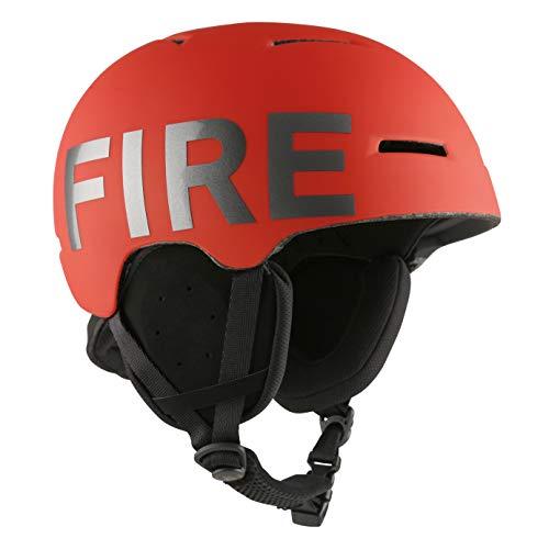Bogner Ski-Helm Fire+Ice Lightning Red (Größe: L - Kopfumfang 58-61cm)