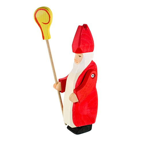 Holzspielwaren Ackermann Nikolaus aus Holz – Advent Holzspielzeug, aus Schwäbischer Handarbeit (100% ökologisch)