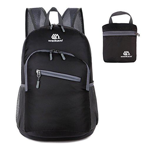18L Ultralight Packable Backpacks Men Women Foldable Rucksack Lightweight Waterproof Daypack for Outdoor Sport Hiking Travel Camping Biking