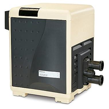 Pentair 460734 MasterTemp High Performance Eco-Friendly Pool Heater, Natural Gas, 300,000 BTU