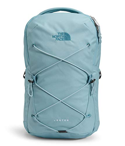 The North Face Women's Jester Backpack, Tourmaline Blue, One Size