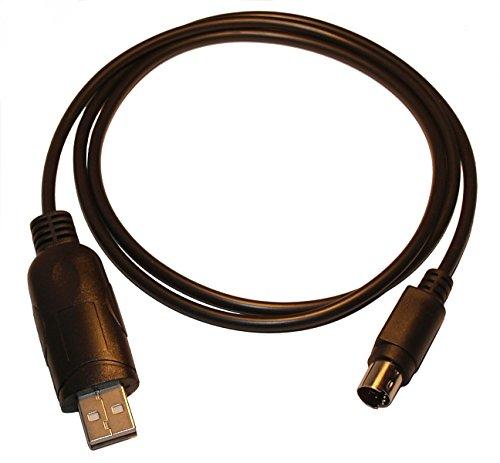 Cable USB de programación/CAT para Yaesu FT-100/817/857/897 y VX-1700