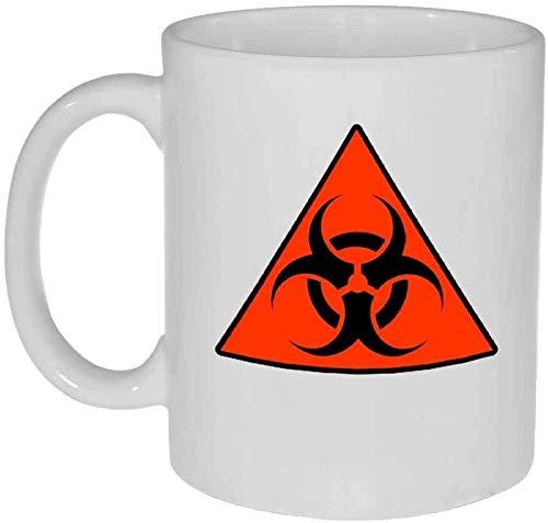 PAWANG Becher Resident Evil Porzellanbecher Geschenk Kaffeebecher Freund 330Ml Einzigartige Keramik Dauerhafte Geburtstag Neuheit Büro