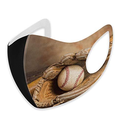 Guante de bate de béisbol reutilizable antipolvo,...