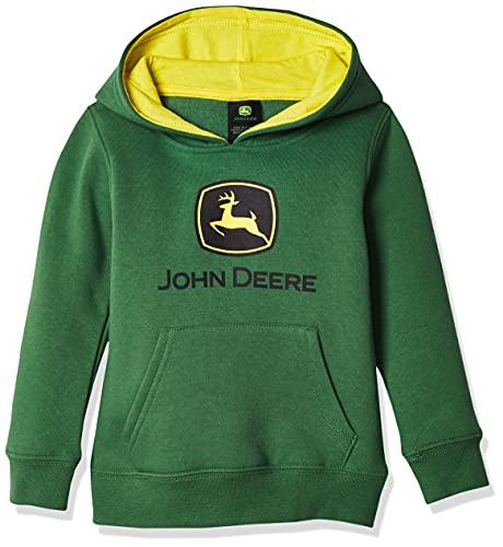 John Deere baby boys Fleece Pullove…