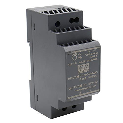 MEAN WELL HDR-30-15 Hutschienen-Netzteil (DIN-Rail) 15 V/DC 2 A 30 W 1 x