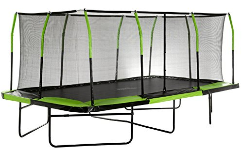 Upper Bounce UBRTG01-1017 - Mega Trampoline 10' x 17' - Fiber Flex...