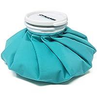 Bolsa de hielo pequeña - Para lesiones relacionadas con el deporte - Alivio del dolor y la hinchazón - Reutilizable - 17 cm de Dynamik Products