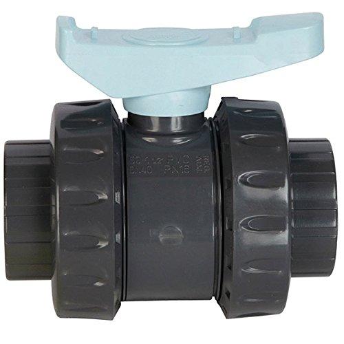 ASTORE – ast50 – Ventil aus PVC, doppelt, 50 mm, pn16