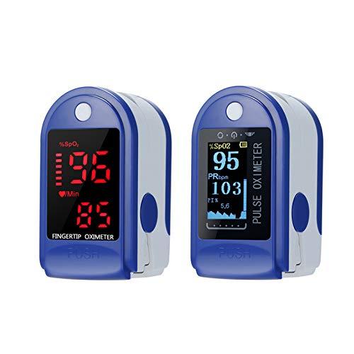 Dispositivo di misurazione, 2 PCS pulsossimetro