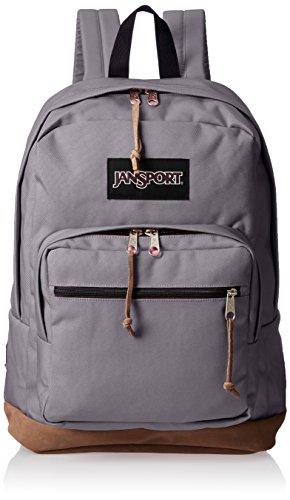 JanSport Right Pack Laptop Backpack - Grey Horizon