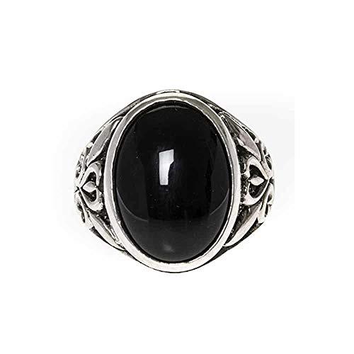 Orus bijoux - Anillo para Hombre de Plata 925/1000, Talla 66