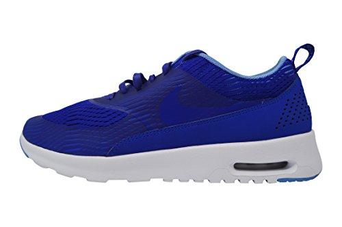Nike Women's Air Max Thea Gymnastics Shoes, Grey (Wolf Grey/Black 030), 6 UK 40 EU