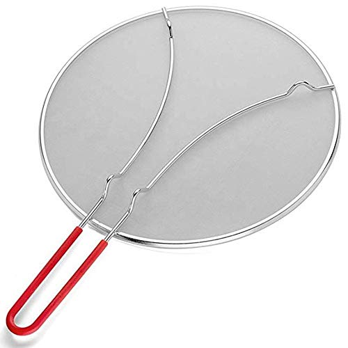 Grease Splatter Screen for Frying Pan, 10