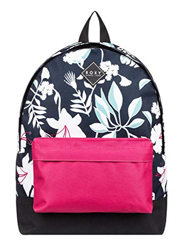 Roxy Sugar Baby Fitness 16L - Sac à dos taille moyenne Sac à dos Femme True Black Story Of Sunshine FR : Taille Unique (Taille Fabricant : 1SZ)