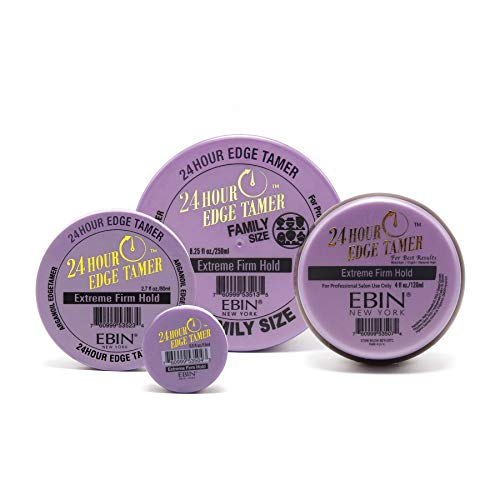 24 Hour Edge Tamer - Extreme Firm Hold, No Flakes or Residue, 8.25oz