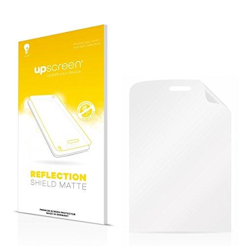 upscreen Reflection Shield Matte Displayschutz Schutzfolie für Olympia Brio Touch (matt - entspiegelt, hoher Kratzschutz)