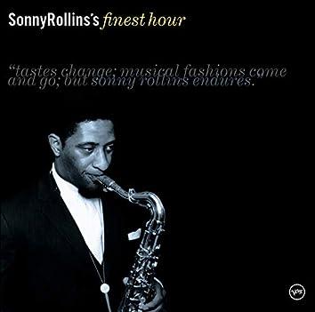 Sonny Rollins's Finest Hour