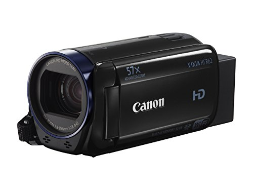Best Review Of Canon 0278C004-cr VIXIA HF R62 (Discontinued by Manufacturer) Black (Renewed)