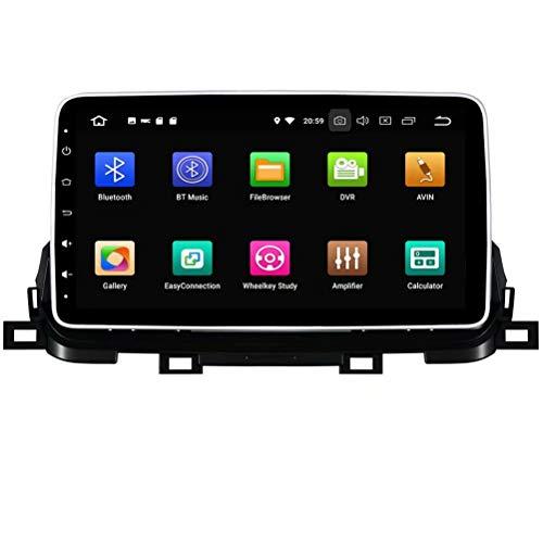 ROADYAKO Android 8.0 Unité Principale pour KIA Sportage 2018 Autoradio Stéréo avec Navigation GPS 3G WiFi Lien de Miroir RDS FM AM Bluetooth AUX Media Audio Vidéo