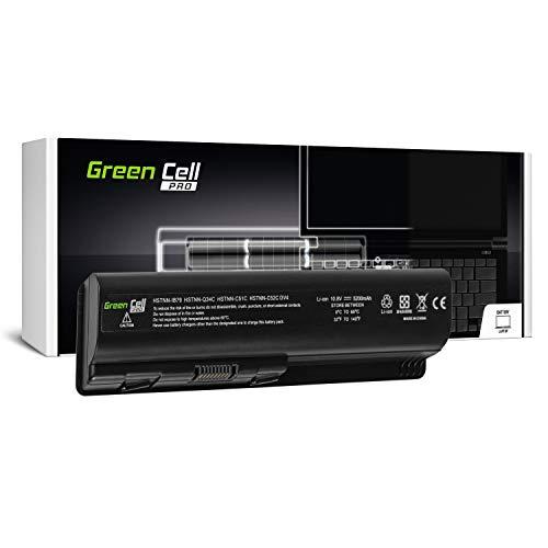 GC® PRO Serie Laptop Akku für HP Compaq Presario CQ60-311SA CQ60-311SL CQ60-312AU CQ60-313AU (Samsung SDI Zellen 5200mAh 10.8V Schwarz)
