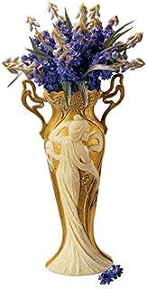 Design Toscano Salon Michele Art Nouveau Vase