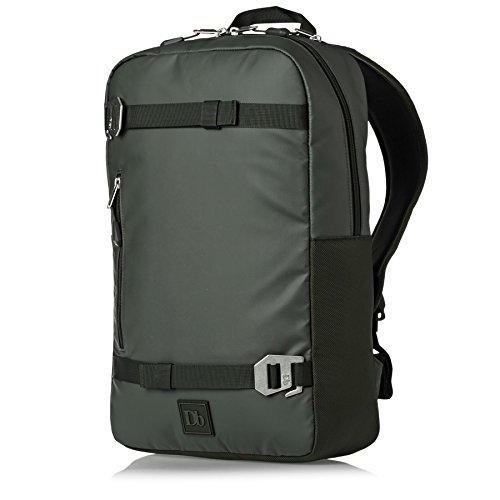 Douchebags The Scholar Backpack Rucksack, 43 cm, 15 liters, Grün (Pine Green)