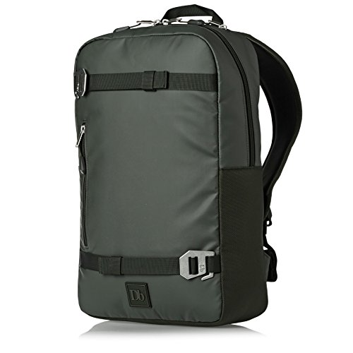 Douchebags The Scholar Backpack Rucksack, 43 cm, 15 liters, Grün (Pine Green)