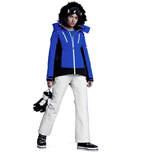 4F Damen Jacke Dermizax Toray Primaloft Hightech Skijacke Winterjacke 20 0000 Membran (XS)
