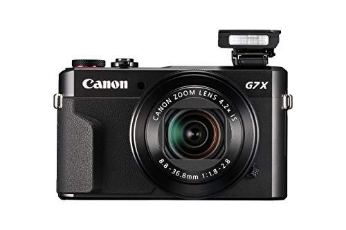 Canon Powershot G7X II Premium Kit Kompaktkamera schwarz