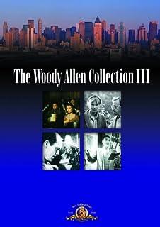 The Woody Allen Collection III (Purple Rose of Cairo, Zelig, Schatten und Nebel, Broadway Danny Rose) [4 DVDs]