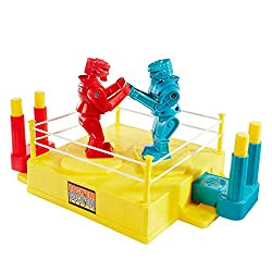 Rock 'Em Sock 'Em Robots Game - best toys for 7 year old boys