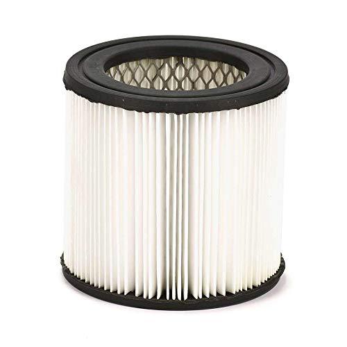 Shop Vac Faltenfilter (Patronenfilter) - passend für Aschesauger - Ersatzfilter - 9032929