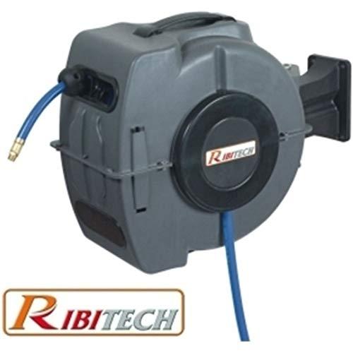 Ribitech – Enrouleur Air comprimé automatique 15 mt arrotolatore pour compresseur prdatr15