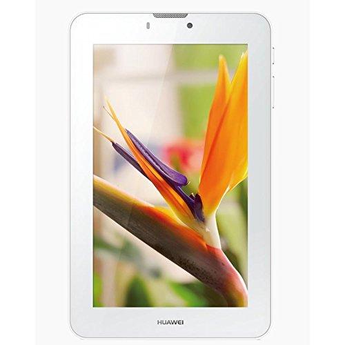 Huawei MediaPad Youth 17,8 cm (7 Zoll) Tablet-PC (Cortex A9 Dual, 1,6GHz, 1GB RAM, 4GB HDD, Wi-Fi, Android 4.1) Silber/weiß