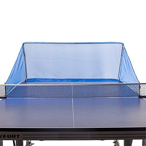 Find Bargain ISWAKI Table Tennis Ball Catch Net Portable Ping Pong Return Board One Player Training ...