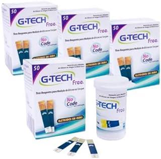 Tiras Glicose Fita Glicemia 200 Unidades Free