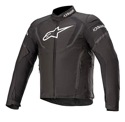 Alpinestars Motorradjacken T-jaws V3 Waterproof Jacket Black, BLACK, S