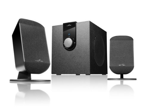 Mad Catz Boombay 2.1 PC-Lautsprechersystem (12 Watt)