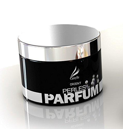Camylle - Perles de Parfum Orient - Un Concept Révolutionnaire de Diffusion de Fragrances - Positivant aux arômes chauds et boisés - 150g