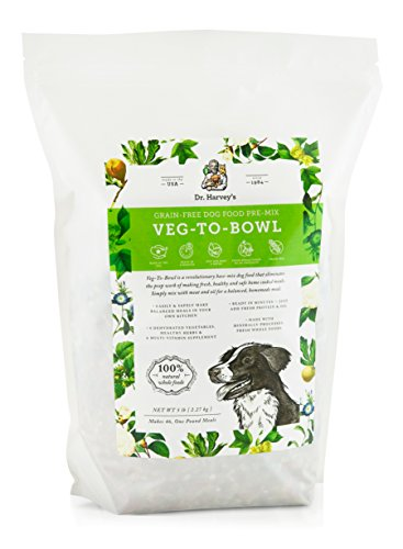Dr. Harvey's Veg-to-Bowl Dog Food