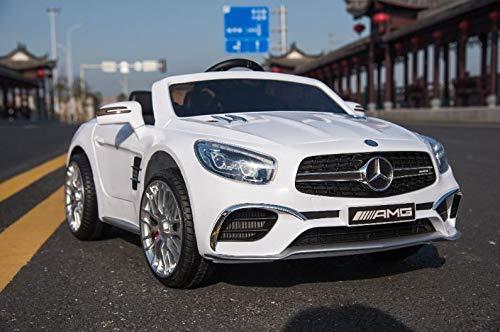 RC Kinderauto kaufen Kinderauto Bild 1: Toyas Mercedes Benz SL65 KINDERAUTO ELEKTROAUTO SPORTAUTO Schwarz 12V*