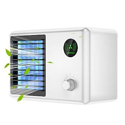 Portable Air Conditioner,Cordless Evaporative P...