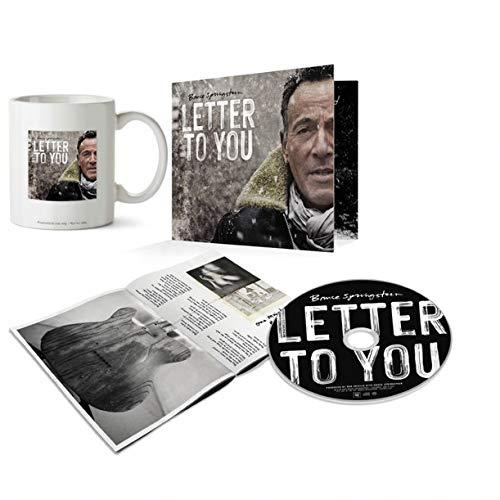 Letter To You Ed. limitada preventa CD+Taza