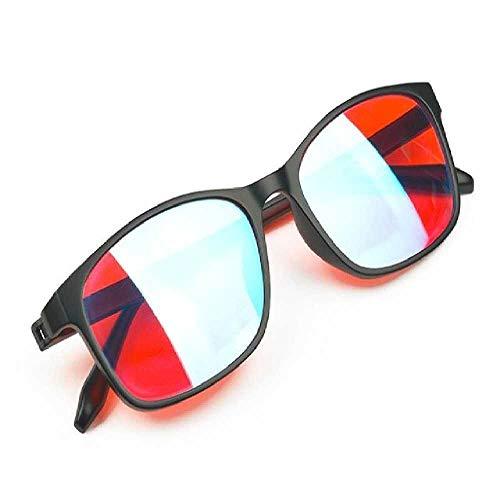 zhuao Gafas De Sol Protectoras Elegantes, Gafas Correctivas Daltónicas, Gafas De Conductor Daltónicos 5