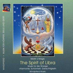 The Spirit of Libra /Musik für die Waage. Harmonie, Schönheit, Gerechtigkeit (Artikelnummer 41031)
