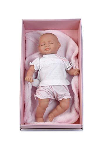 Falca 30050 Baby Puppe mit Zubehör