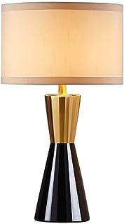 Lampe de table Lampe après la lumière Lumière Moderne American Decorative Button Lampe Lampe de chevet Chambre Chambre à c...