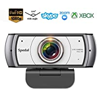 Webcam Full HD 1080P 120