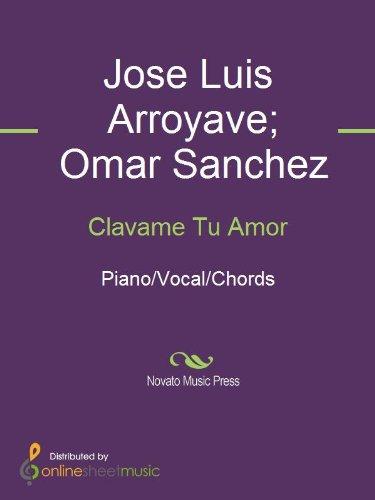 Clavame Tu Amor (English Edition)